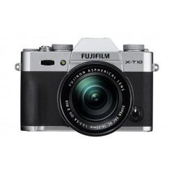 كاميرا رقمية مع عدسة بدقة ١٦-٥٠ ملم من فوجي فيلم X-T10
