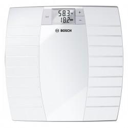 ميزان رقمى وتحليل إلكتروني من بوش - ١٥٠ كيلوغرام - أبيض (PPW3120)