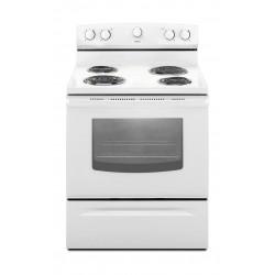 الطباخ الكهربائي ٧٦ × ٧٠ سم من مايتاج - أبيض - 4KMER7600AW