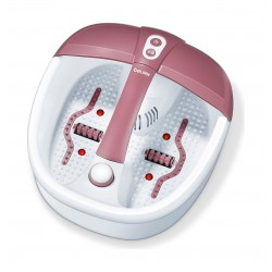Beurer Foot Massager (FB 35) – White & Red 1st view