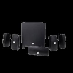 نظام مكبرات صوت سينمائية توزيع ٥.١ من جاي بي إل - ٦٠ واط