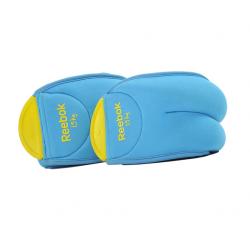 أثقال معصم اليد من ريبوك - ١.٥ كيلوغرام - أزرق