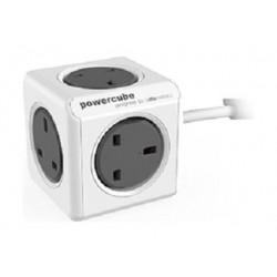 Allocacoc PowerCube Extended - Grey