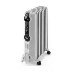 Delonghi 2500W 12 Fins Oil Heater - (DLTRRS1225)