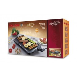 Palson Mississippi 2200 Watts Electric Grill (30950) - Black