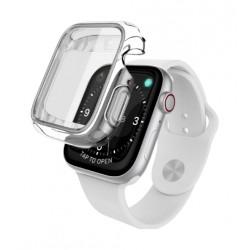 X-Doria Defense 360X 44mm Apple Smart Watch Case - Clear