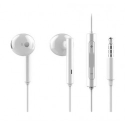 Huawei AM115 Wired Stereo Earphones  - White