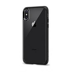 Spigen Ultra Hybrid Crystal Case For iPhone 10  - Matte Black