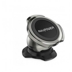 RavPower Ultra-Compact Car Phone Holder (RP-SH003) - Black