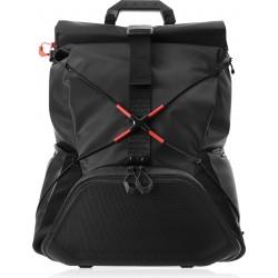 حقيبة ظهر الالعاب أومن إكس للابتوب الألعاب مقاس ١٧ بوصة من إتش بي - أسود