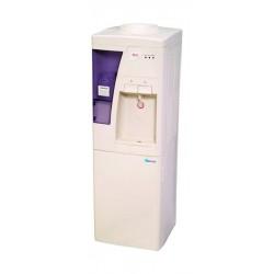 موزع مياه بيسك - ٢ صنبور (BWD-3XHC) - أبيض