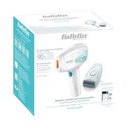 Babyliss 300,000 Flashes Face & Body Smart Epilator - (G973PSDE)