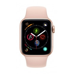 Apple Watch Series 4 40mm, Gold Aluminium Case, Pink Sand Sport Band