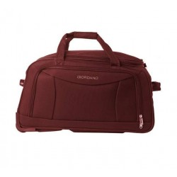 حقيبة  دافل من جيوردانو ٢١بوصة (٤١١)- كستنائي