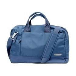 Promate Router-MB Adjustable Strap Laptop Shoulder Bag - Blue