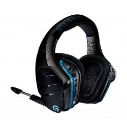 سماعة الألعاب اللاسلكية جي ٩٣٣ أرتميس سبيكتروم من لوجيتيك – الصوت المحيط ٧.١ – أسود (981-000599)
