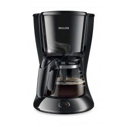 صانعة القهوة من فيلبس - ٧٠٠ واط - أسود (HD7431/20)