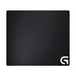 ماوس باد الألعاب جي ٦٤٠ من لوجيتيك – تصميم قماشي - أسود (943-000090)
