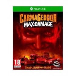 لعبة كارماجيدون: ماكس داميج - لجهاز إكس بوكس ون