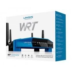 جهاز راوتر لينكسيس WRT3200ACM - ٢