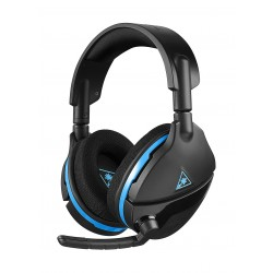 Turtle 600P Beach Force Stealth PS4 Wireless Headphone - Black/Blue