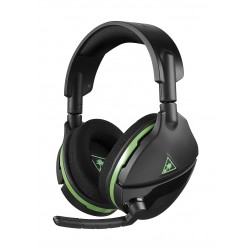 Turtle 600X Beach Force Stealth Xbox One Wireless Headphone - Black/Green