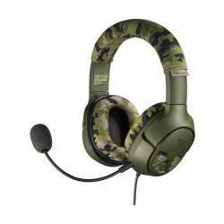 Turtle Beach Recon Camo Multiplatform Gaming Headset - Green Camo