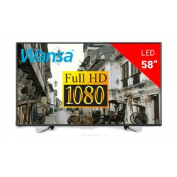 Wansa 58 inch Full HD LED TV - WLE58G7762