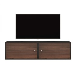 Wansa Floating Media Shelf - WT03-1*2