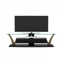Wansa A706-3 TV stand for TV up to 85-inches TV