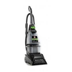 المكنسة الكهربائية بقوة ١٣٥٠ واط وفرشاة تنظيف بالبخار من هوفر – أسود (F5916)