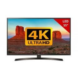 LG 55 inch Ultra HD Smart HD LED TV - 55UK6400PVC 1