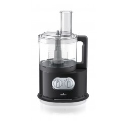 Braun 2 Liters Food Processor (FP5150) - Black