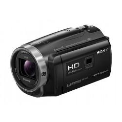 كاميرا الفيديو المحمولة كاملة الوضوح من سوني - سعة تخزين ٣٢ جيجابايت وبروجيكتور مدمج (HDR-PJ675)