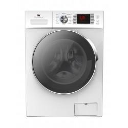 White Westinghouse 7.5KG Front Loading Washing Machine (WWFL08VW) - White