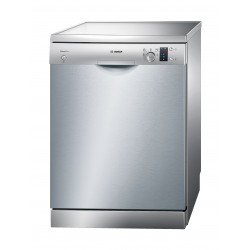Bosch Inox Free-Standing Dishwasher (SMS50D08GC) - Silver