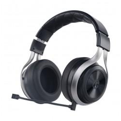 سماعة الألعاب اللاسلكية العالمية إل إس ٣٠ من ميكروفون من لوسيد ساوند - أسود