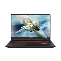 Asus TUF GeForce 1050 4GB Core i7 16GB RAM 1TB HDD + 128 SSD 17.3 inch Gaming Laptop (FX705GD) - Black
