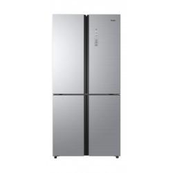 Haier 17.8 CFT 4 Door Refrigerator (HRF-550SG) - Silver