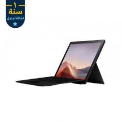 لابتوب ميكروسوفت سيرفس برو 7 المتحول - كور آي 5 - رام 8 جيجابايت - 256 جيجابايت إس إس دي - شاشة لمس 12.3 بوصة - أسود