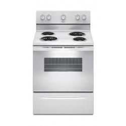 Whirpool 60X60 5-Burner Floor Standing Gas Cooker - (4KWFC120MAW)