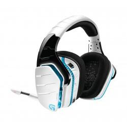 Logitech G933 Artemis Spectrum Wireless RGB 7.1 Surround Sound Gaming Headset - Black
