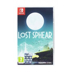 Lost Sphear - Nintendo Switch Game