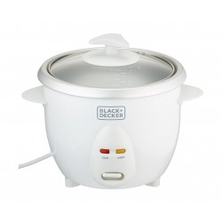 Black & Decker RC650-B5) 300W 0.6 Liter Rice Cooker - 1