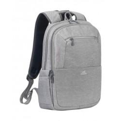 حقيبة الظهر ريفا لأجهزة اللابتوب بحجم ١٥,٦ بوصة – رمادي (7760)