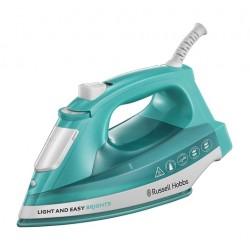 Russell Hobbs 24840 Light and Easy Bright 2400W Iron - Aqua