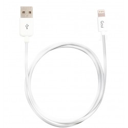 Goui 8 Pin 3 Meters Lightning To USB Cable – White 1st view