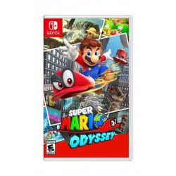 Super Mario Odyssey Nintendo Switch Game (SUPERMARIOODD) 1