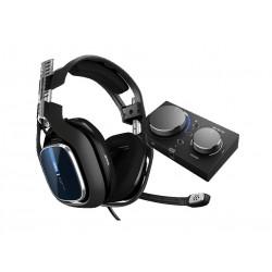 سماعة رأس لبلاي ستيشن 4 أسترو غايمينغ A40 TR + جهاز تحكم MixAmp Pro TR