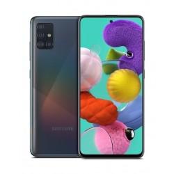 Samsung Galaxy A51 256GB Dual Sim Phone - Black